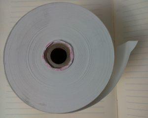 رول کاغذ حرارتی 8 سانتی 50 متری