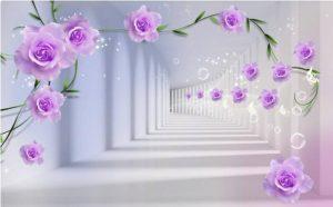 دانلود پوستر دیواری گل
